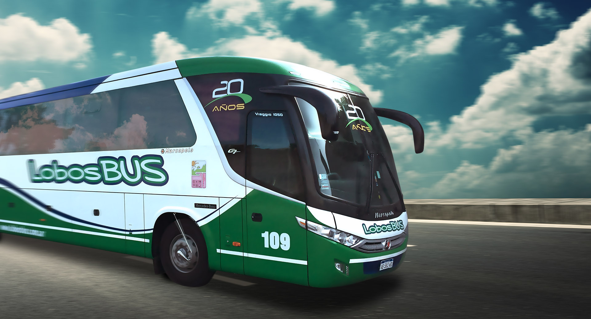 Lobos Bus